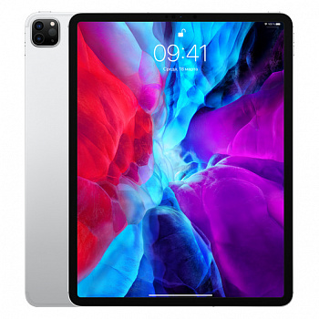 Apple iPad Pro 12.9 2020 Wi-Fi + Cellular 256GB Silver (MXFY2, MXF62) - ITMag