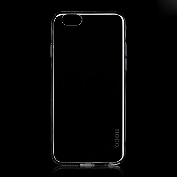 Чехол HOCO Light Series 0.6mm Ultra Slim TPU Jellly Case for iPhone 6/6S - Transparent - ITMag