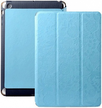 Чехол Gissar Flora for iPad Air Blue - ITMag