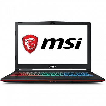 MSI GP63 8RE Black (GP638RE-669UA) - ITMag