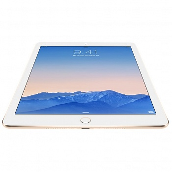 Apple iPad Air 2 Wi-Fi + LTE 64GB Gold (MH2P2, MH172) UA UCRF - ITMag
