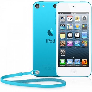 Apple iPod touch 5Gen 32GB Blue (MD717) - ITMag