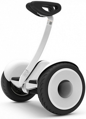 Ninebot Mini White - ITMag