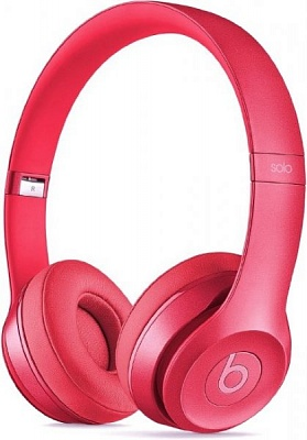 Beats by Dr. Dre Solo2 On-Ear Headphones Royal Collection Blush Rose (MHNV2) (Original) - ITMag
