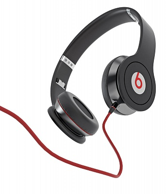 Monster Beats by Dr. Dre Solo HD Black - ITMag