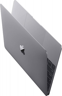 "Apple MacBook 12"" Space Gray MLH82 2016 - ITMag"