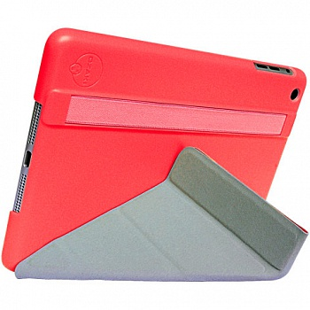 Чехол-книжка Ozaki O!coat Slim-Y Red for iPad mini (OC101RD) - ITMag