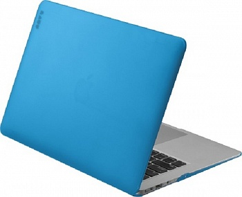 "Чехол LAUT HUEX Cases для MacBook Air 13"" - Blue (LAUT_MA13_HX_BL) - ITMag"
