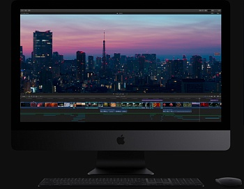 Apple iMac Pro with Retina 5K Display Late 2017 (MQ2Y2) - ITMag