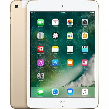 Apple iPad mini 4 Wi-Fi + Cellular 32GB Gold (MNWR2, MNWG2) - ITMag