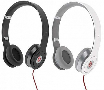 Monster Beats by Dr. Dre Solo White - ITMag