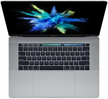 "Apple MacBook Pro 15"" Space Gray (MPTR2) 2017 - ITMag"