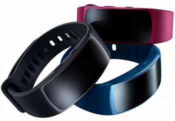 Samsung Gear Fit 2 (Blue) - ITMag