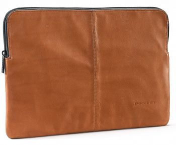 "DECODED Basic Sleeve for Macbook 15,6"" Brown (D3SZ15BN) - ITMag"