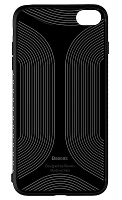 Чехол Baseus Lang Case For iPhone 7 Black (WIAPIPH7-LR01) - ITMag