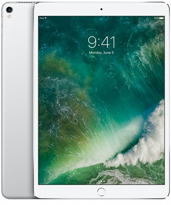 Apple iPad Pro 10.5 Wi-Fi + Cellular 64GB Silver (MQF02) - ITMag