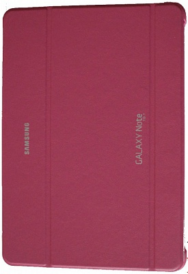 Чехол Samsung Book Cover для Galaxy Note 2014 Edition P6000/P6010/P605 Pink - ITMag