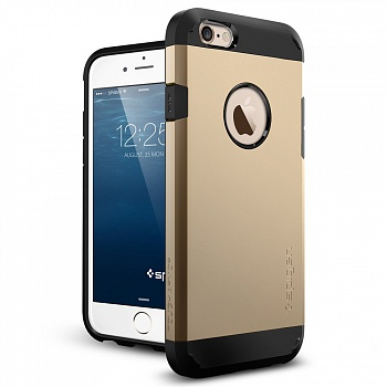"Чехол SGP Case Tough Armor Series Champagne Gold for iPhone 6/6S (4.7"") (SGP10970) - ITMag"