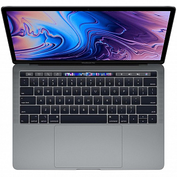 "Apple MacBook Pro 13"" Space Gray (MR9Q2) 2018 CPO - ITMag"