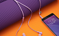 Xiaomi Piston Colorful Edition Purple - ITMag, фото 5