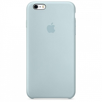 Apple iPhone 6s Silicone Case - Turquoise MLCW2 - ITMag
