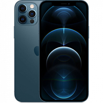 Apple iPhone 12 Pro 256GB Pacific Blue (MGMT3) - ITMag