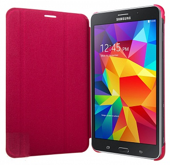 Чехол Samsung Book Cover для Galaxy Tab 4 7.0 T230/T231 Pink - ITMag