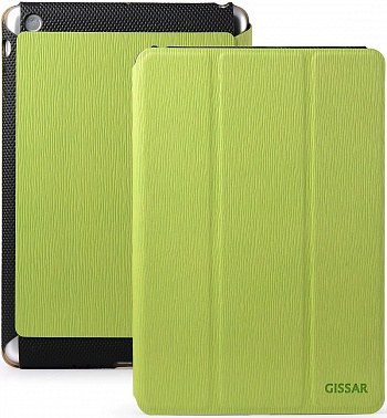 Чехол Gissar Wave for iPad Mini Green - ITMag