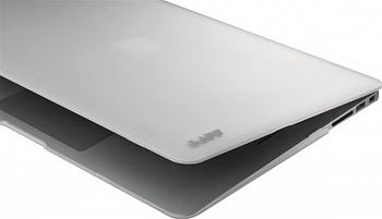 "Чехол LAUT HUEX Cases для MacBook Air 13"" - White (LAUT_MA13_HX_F) - ITMag"