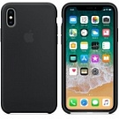 Apple iPhone X Silicone Case - Black (MQT12) - ITMag