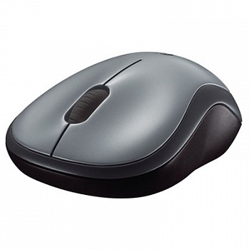 Logitech M185 Wireless Mouse (Grey) - ITMag