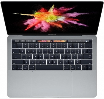 "Apple MacBook Pro 13"" Space Gray (Z0TV00052) 2016 - ITMag"