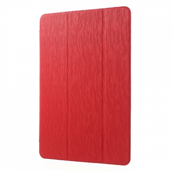 Чехол EGGO Tri-fold Leather Stand Case для Samsung Galaxy Tab Pro 10.1 T520/T521/T525 (Красный / Red) - ITMag