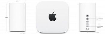Apple AirPort Time Capsule 2 TB (ME177) - ITMag