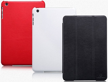 Чехол Nillkin для Apple iPad Mini Stylish Leather Case (черный) - ITMag