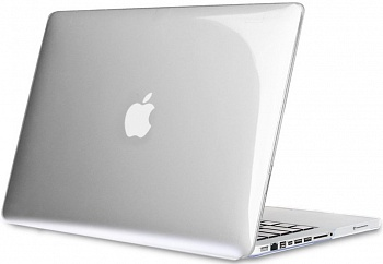 "Чехол LAUT Slim Crystal-X MacBook Air 13"" (LAUT_MA13_SL_C) (Прозрачный / Transparent) - ITMag"