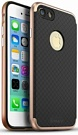 "Чехол iPaky TPU+PC для Apple iPhone 7 plus (5.5"") (Черный / Rose Gold) - ITMag"