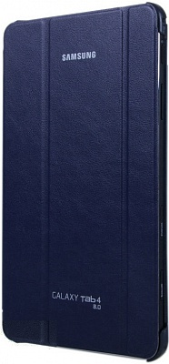 Чехол Samsung Book Cover для Galaxy Tab 4 8.0 T330/T331 Dark Blue - ITMag