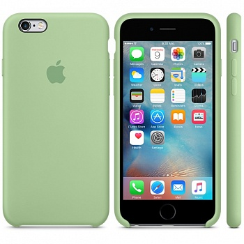 Apple iPhone 6s Silicone Case - Mint MM672 - ITMag