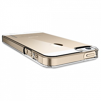 Чехол SGP iPhone 5S/5 Case Ultra Thin Air Crystal Shell (SGP10656) - ITMag