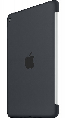 Apple iPad mini 4 Silicone Case - Charcoal Gray MKLK2 - ITMag