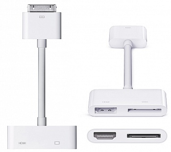 Apple Digital AV Adapter MC953ZM/A - ITMag