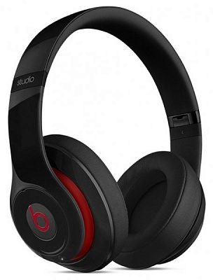 Beats by Dr. Dre Studio Black (MH792) - ITMag