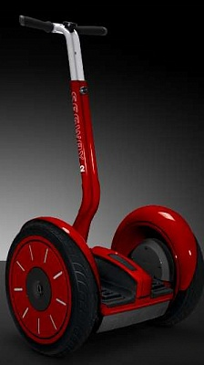 "Segway 17.5"" Bike Red - ITMag"