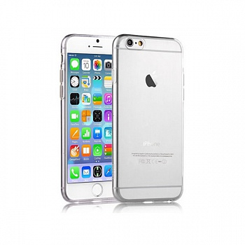 Чехол Devia для iPhone 6 Plus/6S Plus Naked Crystal Clear - ITMag