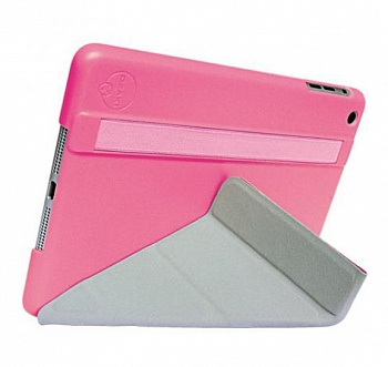 Чехол-книжка Ozaki O!coat Slim-Y Pink for iPad mini (OC101PK) - ITMag