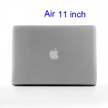 "Накладка Crystal Protective Case Cover для Apple MacBook Air 11"" (Прозрачная) - ITMag"