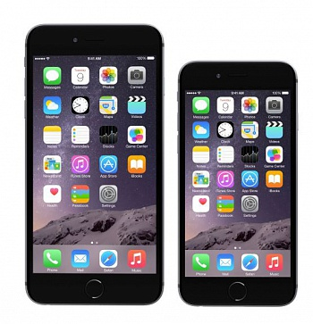 Apple iPhone 6 Plus 64GB Space Gray UA UCRF - ITMag