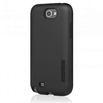 Чехол Incipio SA-335 Dual Pro Case for Samsung Galaxy Note II - 1 Pack - Black - ITMag