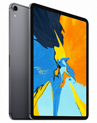 Apple iPad Pro 12.9 2018 Wi-Fi + Cellular 256GB Space Gray (MTHV2, MTJ02) - ITMag